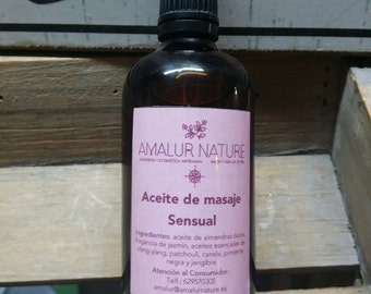 Sensual massage (sensual massage oil) oil