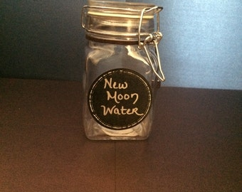 New Moon Magick Water