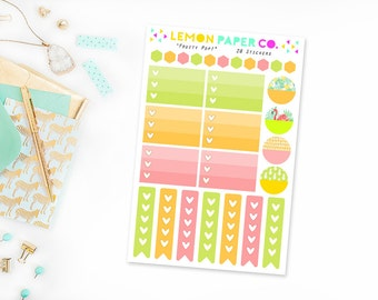 Oh, Flamingo! // Checklists (Planner Stickers for Erin Condren Vertical and MAMBI The Happy Planner)