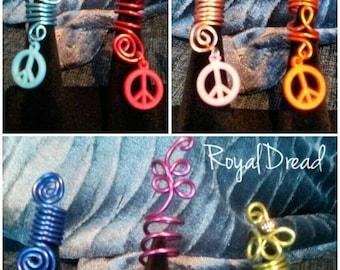 Dreadlock coils