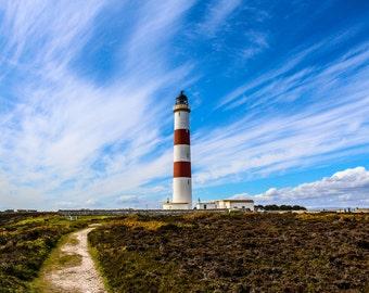 Portmahomack Lighthouse