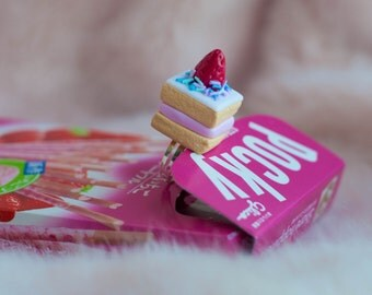 Ring Cake strawberry party