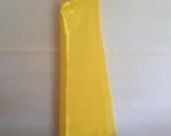 Yellow Cape for Preschool Dressup superhero
