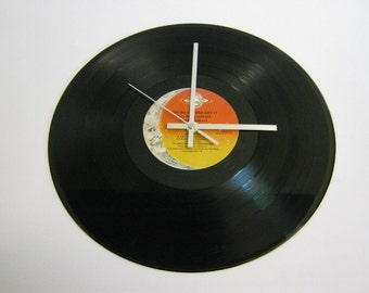 """Tom Petty & The Heartbreakers - """"You're Gonna Get It"""" Record Wall Clock"""