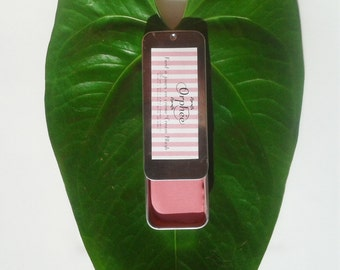 Natural & Organic Pink Cream Blush