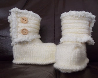 Baby Ugg Style Boots