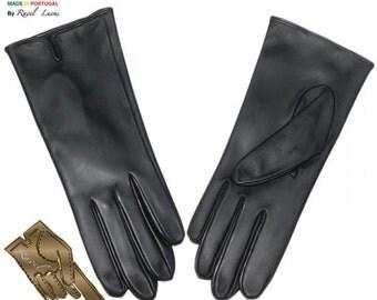 Ladies Leather Gloves (S0)
