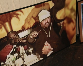 BIG PUN Limited Edition 24x36 Collector's Print