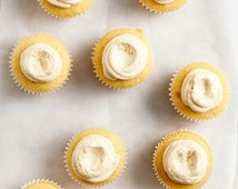 Moonshine Vanilla Cupcakes, Pumpkin Moonshine, Butterscotch Moonshine, Homemade Moonshine Desserts, Frost Yourself