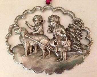 The Natchez Ornament
