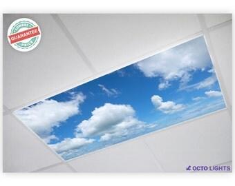 fluorescent light covers cloud 002. Black Bedroom Furniture Sets. Home Design Ideas