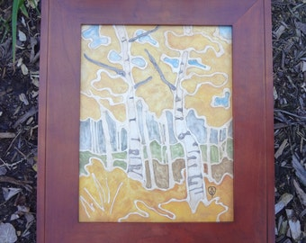 Original: A Walk in the Trees Tile
