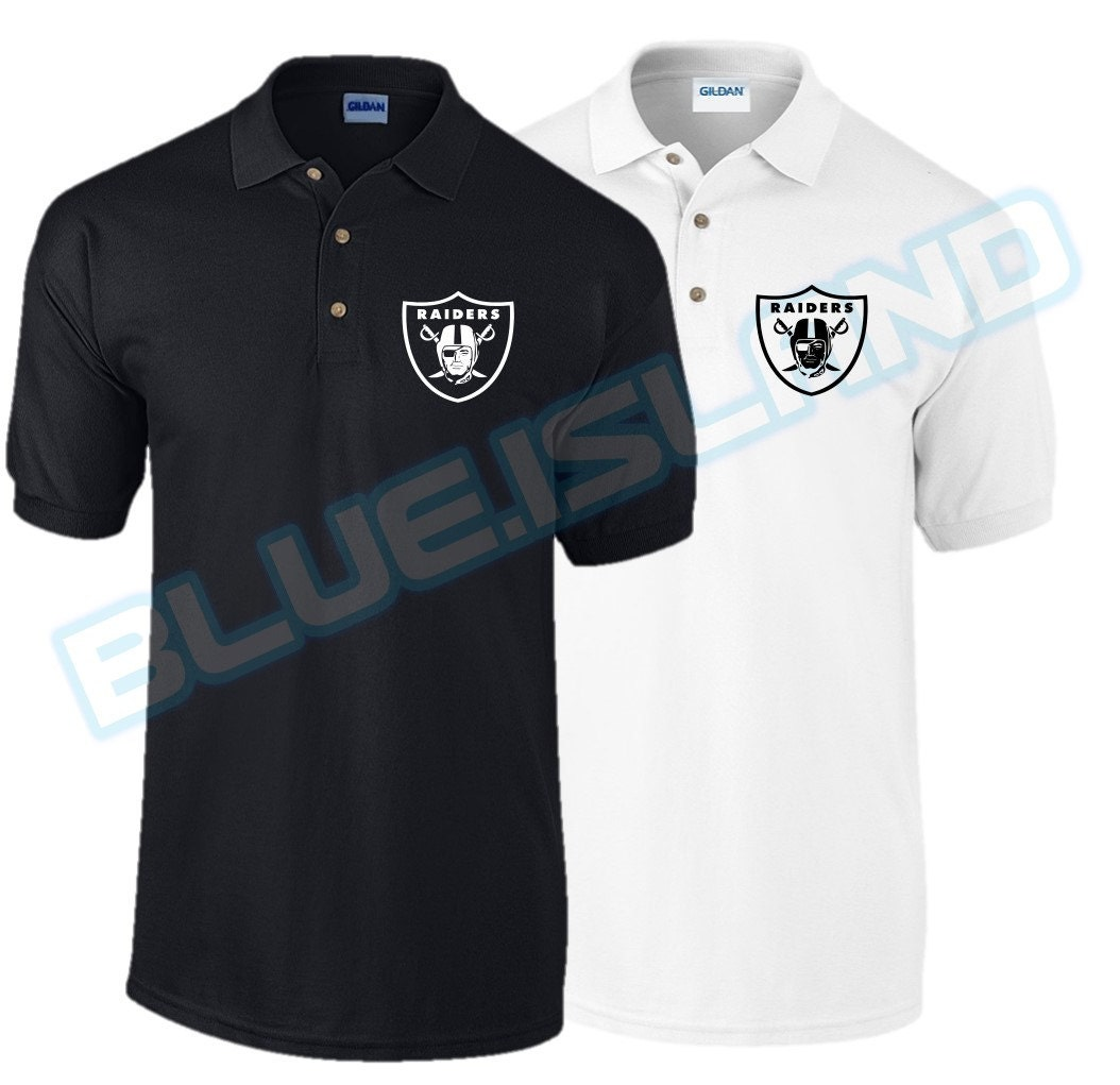 oakland raiders polo t shirt nfl superbown by appareloutlet2