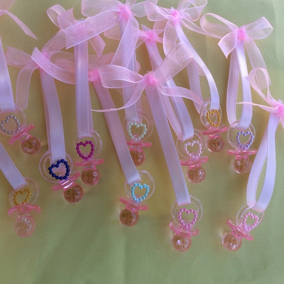 24 baby shower guest pins favors ballerina baby shower princess baby