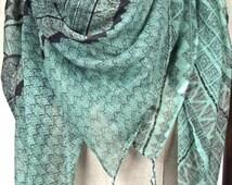 Summer scarf,Summer Scarves, tassel scarf, Scarf with tassel, Spring scarves tassels, 2016 trendy scarves