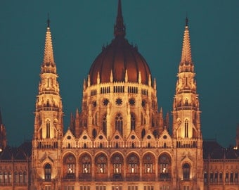 Hungarian Parliament, travel photography, Limited Edition Print, Europe, Budapest, fine art photography, europe travel, Hungary, photo