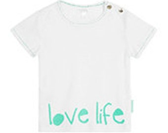 Love life Inspirational T-Shirt for babies & toddlers