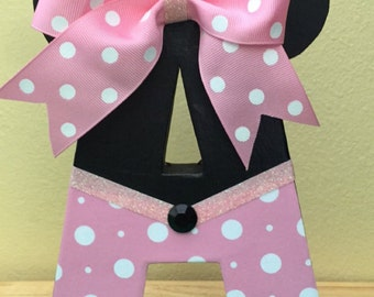 Custom Minnie Inspired Letters