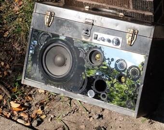 Boom Box Tool Chest - Boom Box / Speaker System