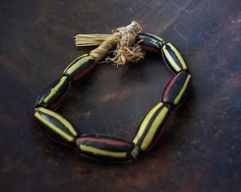 TRADE BEADS. AFRICAN - Africans - beads barter - Venice