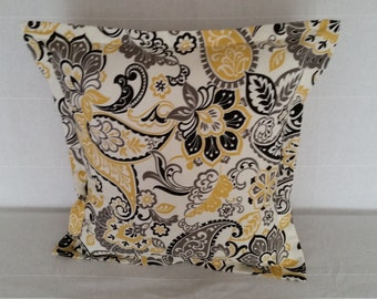 Decorative Pillow Covers, 19 x 19 Flange Edge Pillow Covers