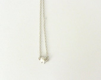 Simple Tooth Necklace