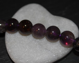 Items Similar To Vintage Marble Stone 10mm Round Beads 8