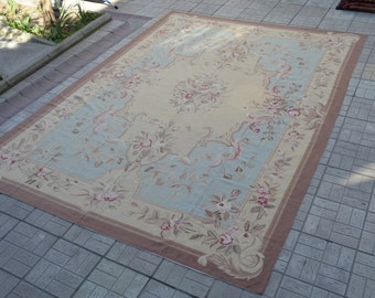 Unique Floral Rug Related Items Etsy