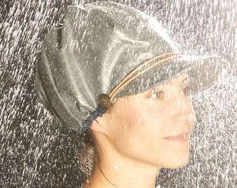 Shower Cap - Daily Denim - Shower Hat for MEN & WOMEN