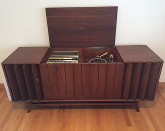 1966 Zenith Stereo Console