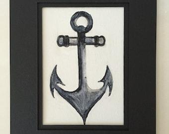 Grey Scale Anchor