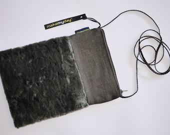 Fashion Design Handbag | Minimalist Style | Minimalist Gift For Her | NORMANDY HANDBAG