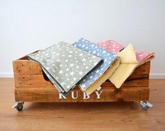 Dog Blanket - Stars