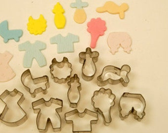 Baby Clothes Cookie Cutter