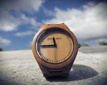 Paul Ven Eastender Wood watch FREE UK SHIPPING