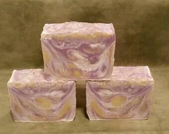 Eucalyptus Almond Soap