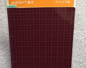 Hobonichi Underlay for Planners