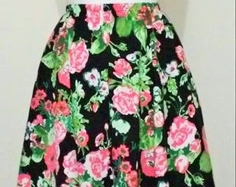 1950's skirt with pockets