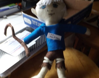 Jack Frost plush from Rise of the Guardians