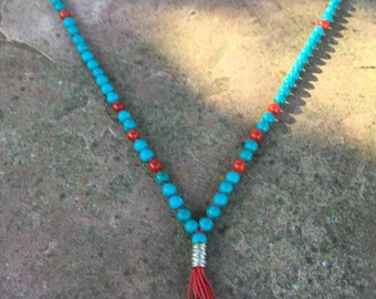 Abundance and Love Mala Prayer Beads