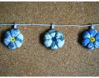 Forget-Me-Not Garland