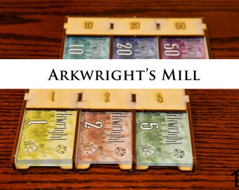 Arkwright's Mill (Compatible with Arkwright™)