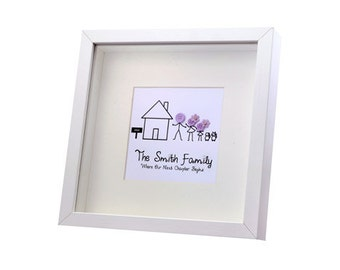 Personalised New Home picture