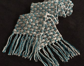 Nicaragua Mission 2016 - Handwoven Tassel Fashion Scarf