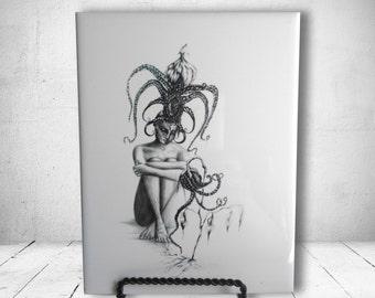 Denalia - Print on Ceramic
