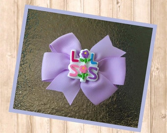 Little Sister bow - 3 inches