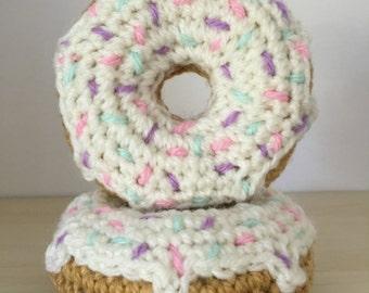Crochet donut.