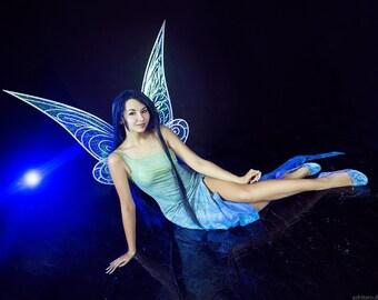 Fairy Wings Disney Pixie Hollow Silvermist Tinkerbell
