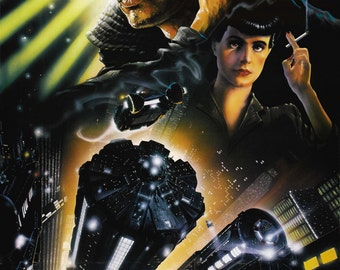 Blade Runner US Movie poster