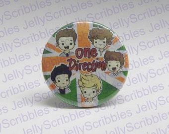Original One Direction Pin